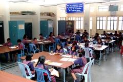 Mallasajjan School - Library